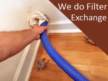 Domestic Duct Cleaning High Range