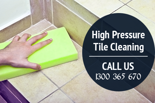 Tiles Spots Cleaning Chifley